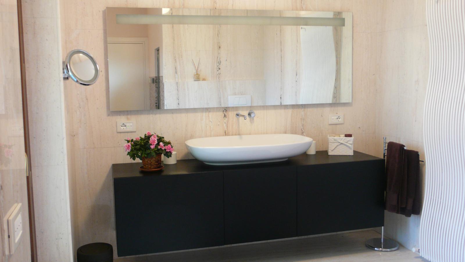 Works SintesiBagno | Progetto e Realizzazione Arredobagno | Bagno Luxory