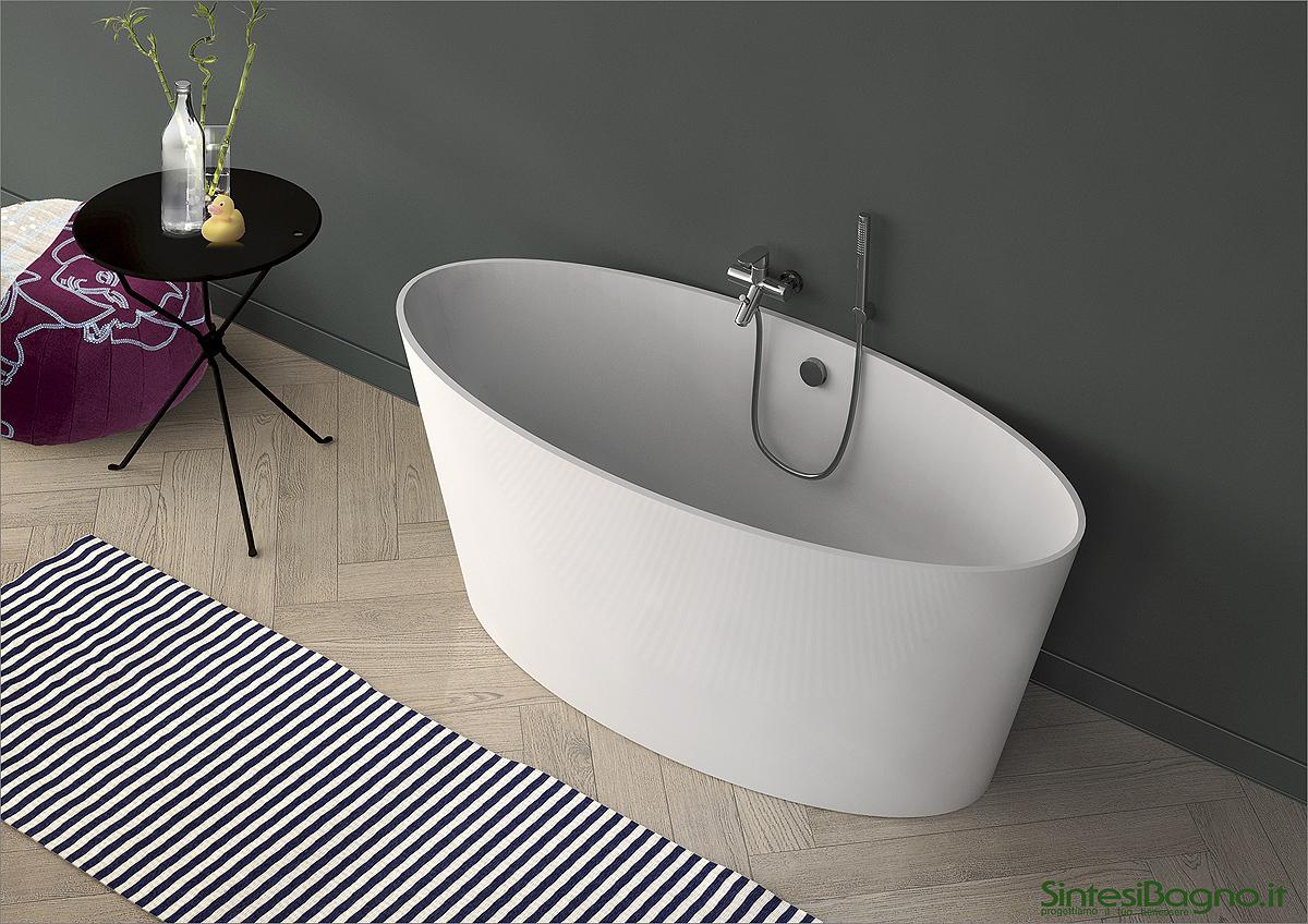 da bagno in Marmoresina Ponsi modello SIGMA