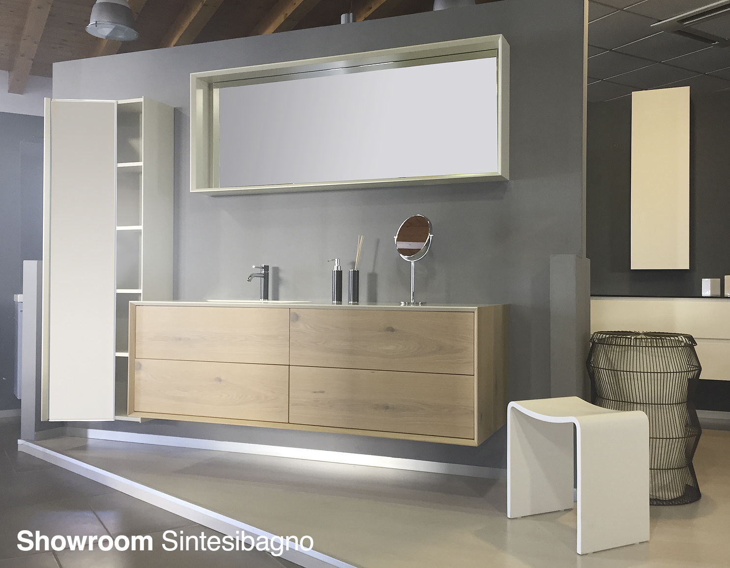 SINTESIBAGNO SHOWROOM VERBANIA